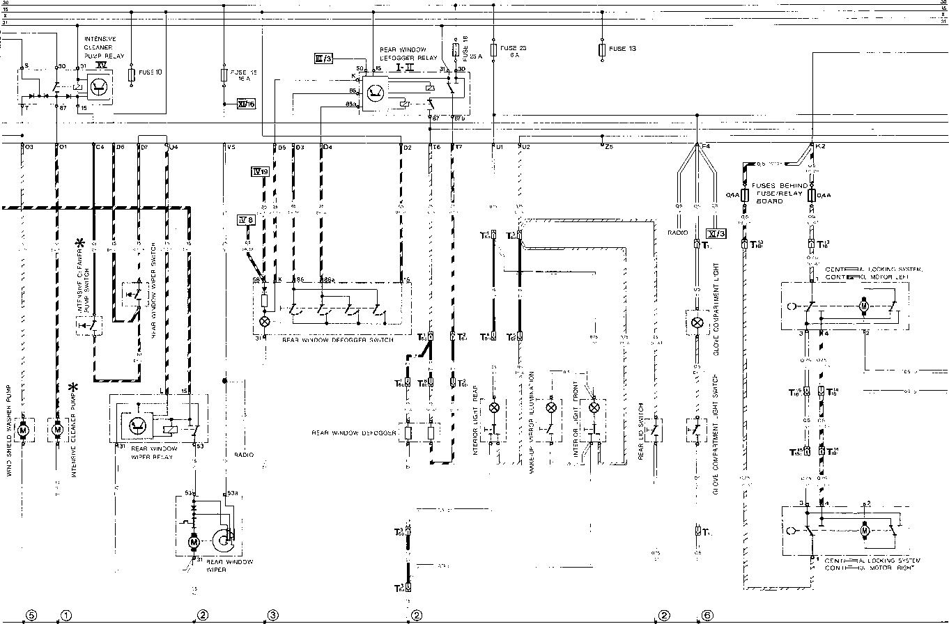 85 porsche 911 wiring diagram