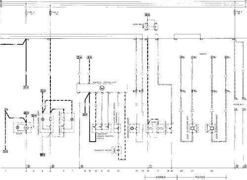 small resolution of 1977 porsche wiring diagram wiring library wiring current flow diagram current flow diagram type 928 usa