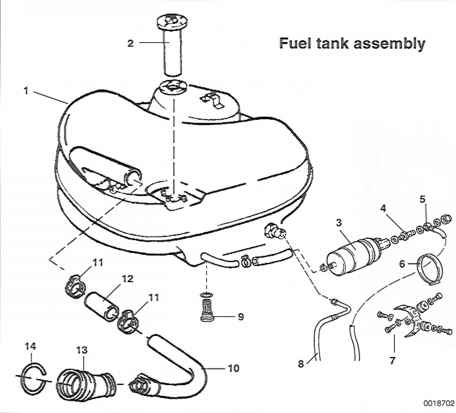Fuel Pump Location Fuel Filter wiring diagram ~ ODICIS.ORG