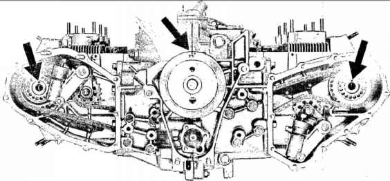 Service manual [2000 Porsche 911 Cam Timing Chain Install