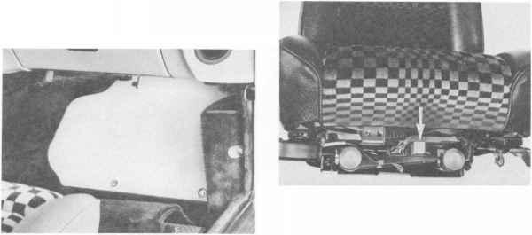 1990 Porsche Central Fuse Box Diagram