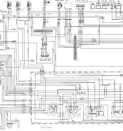 porsche 924 wiring diagram [ 1377 x 906 Pixel ]