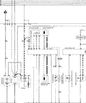 Current Row Diagram Type 944 USA Model 83 Pa  Porsche 944