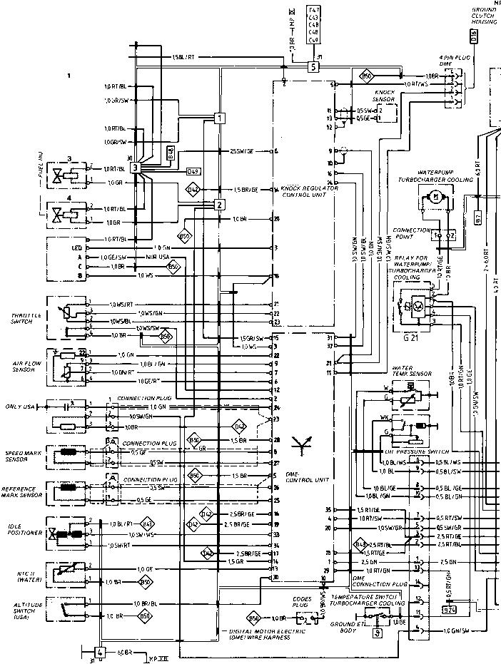Porsche Wiring Diagrams 944. Porsche. Free Wiring Diagrams