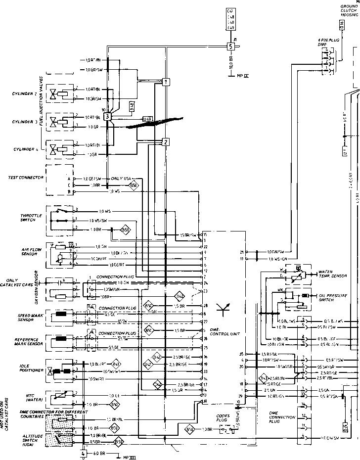 1989 Volkswagen Cabriolet Engine Wiring Diagram 1986