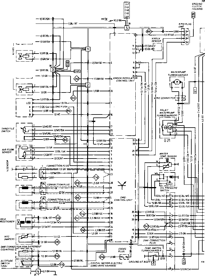 related with porsche 944 turbo engine diagram