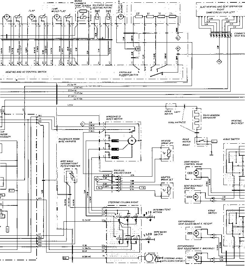 Wiring Diagrams For 86 Porsche 944. Porsche. Auto Wiring