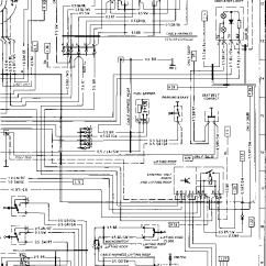 Porsche 944 Radio Wiring Diagram Low Voltage Outdoor Fuse Abs Auto Electrical Related With