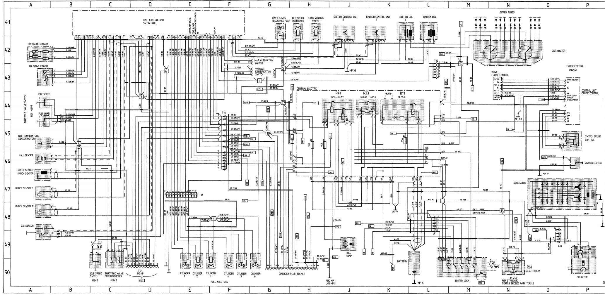 Porsche 964 Ab Wiring Diagram