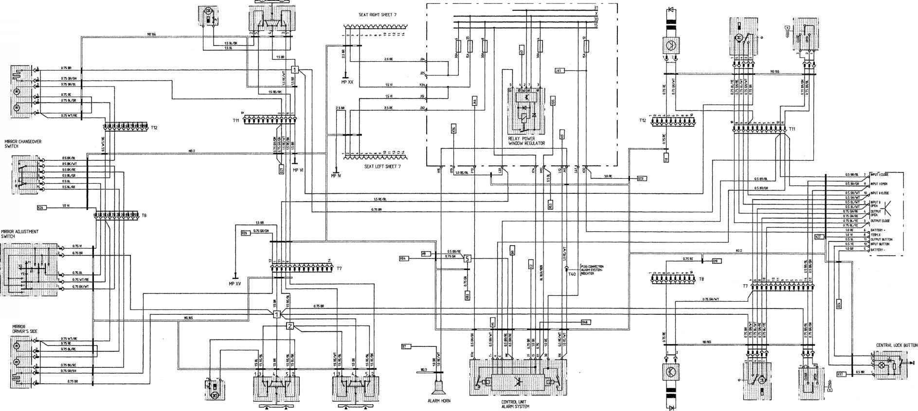 1981 porsche 928 wiring diagram