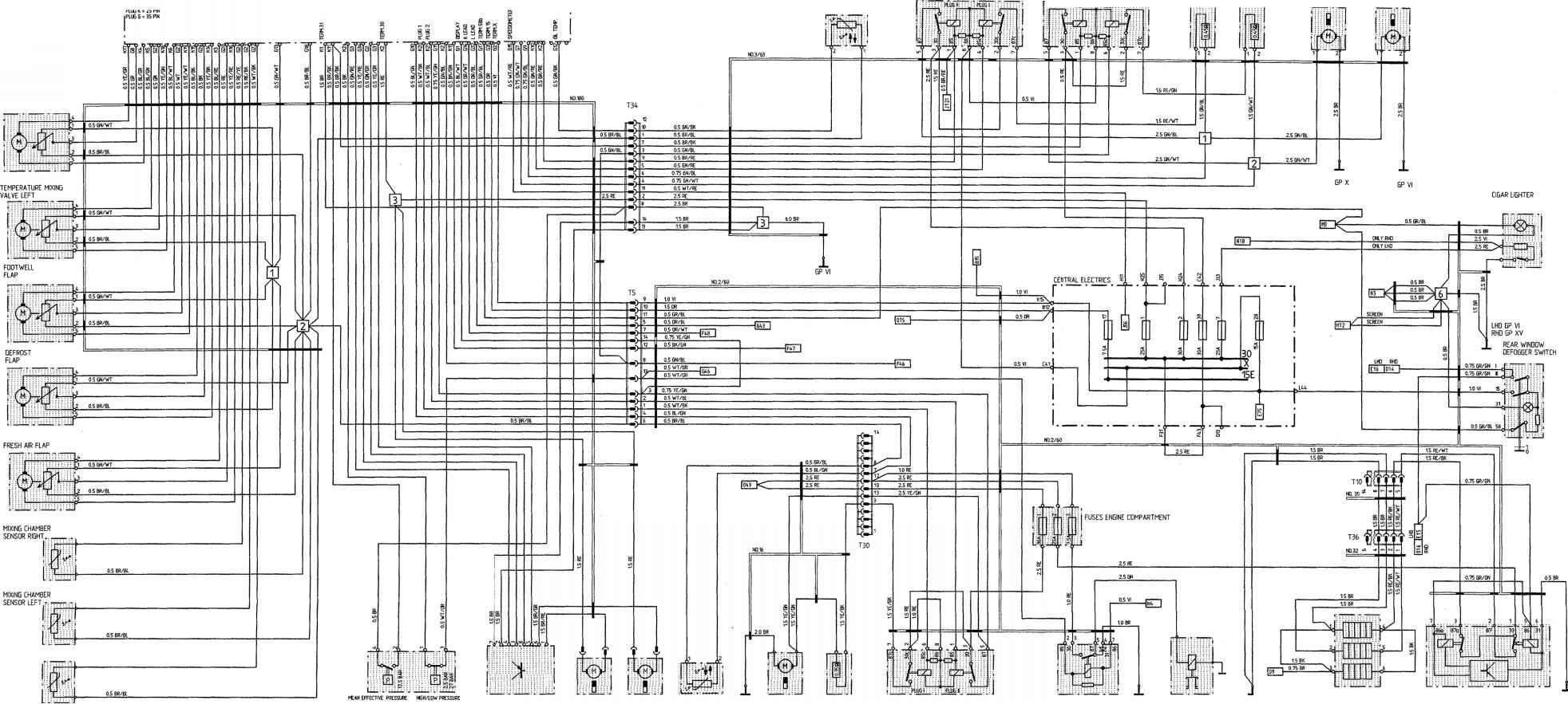 1987 porsche 924s wiring diagram switch to light 928