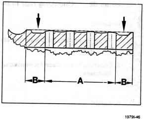 Visual inspection for cracks and crack assessment