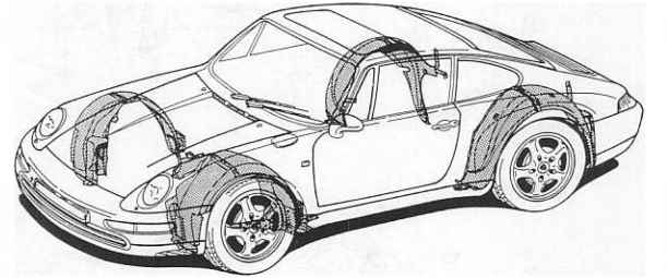 1986 Porsche 944 Fuse Box. Porsche. Auto Wiring Diagram