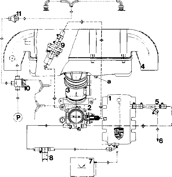 1984 Porsche 944 Engine Diagram 1984 Ford Thunderbird
