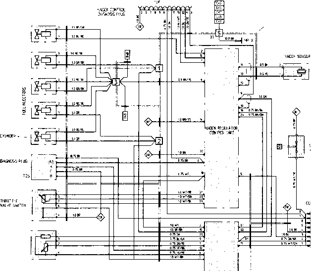 1984 Porsche 944 Ignition Wiring Diagram. Porsche. Auto