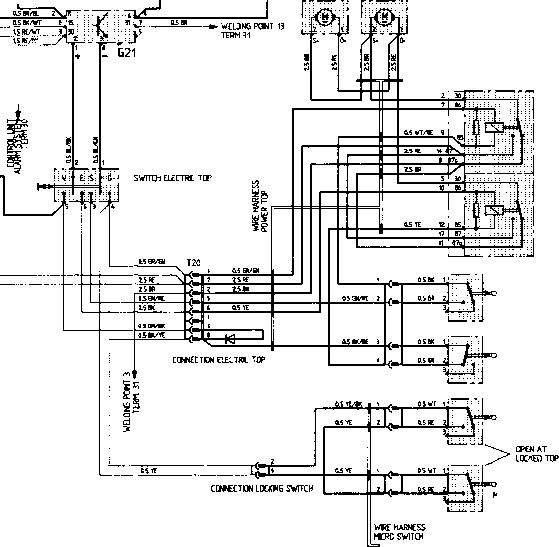 porsche 911 installing wiring harness