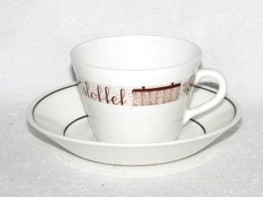 LI, Träslottet, kaffekopp