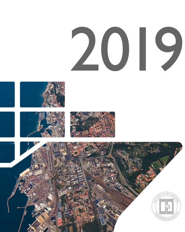 Helsingborg Hamns årsredovisning för 2019