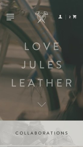 Love Jules Leather