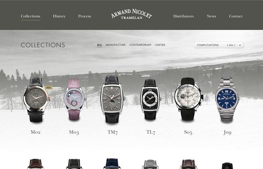 Armand Nicolet Wordpress Development