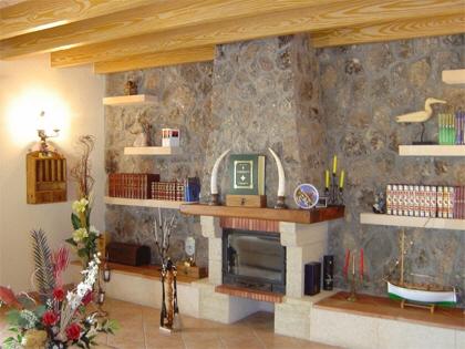 Fantstica casa de campo en zona tranquila en Binissalem