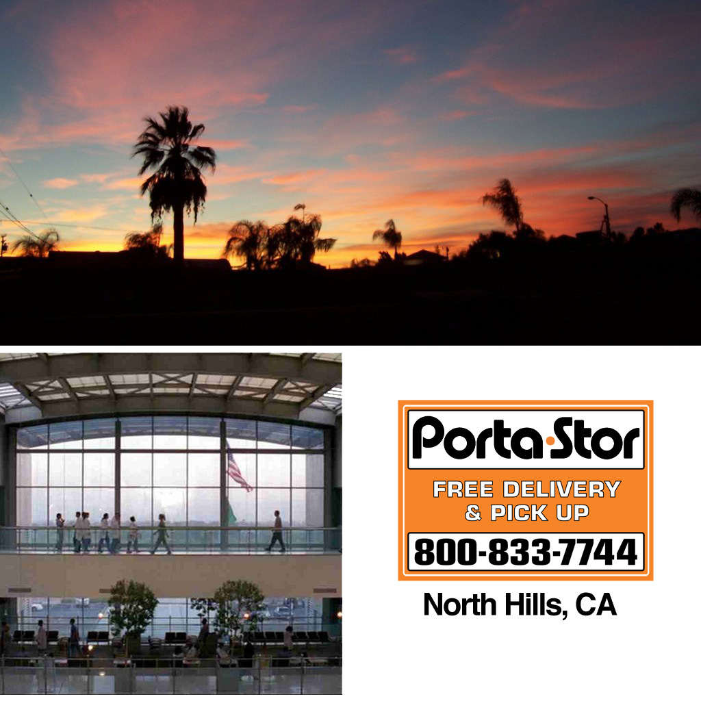 Rent Portable Storage Containers in North Hills