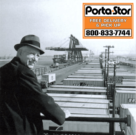 history of shipping containers