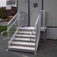 Wheelchair Lift For Stairs Small Bistro Table And Chairs Portable Ramps, Handicap Ramps Homes