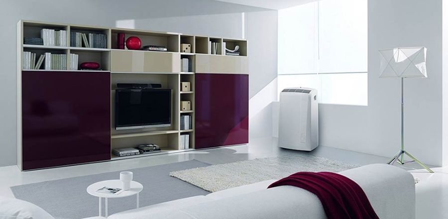 De'Longhi Pinguino PAC N77-ECO 8200 BTU Portable Air Conditioner