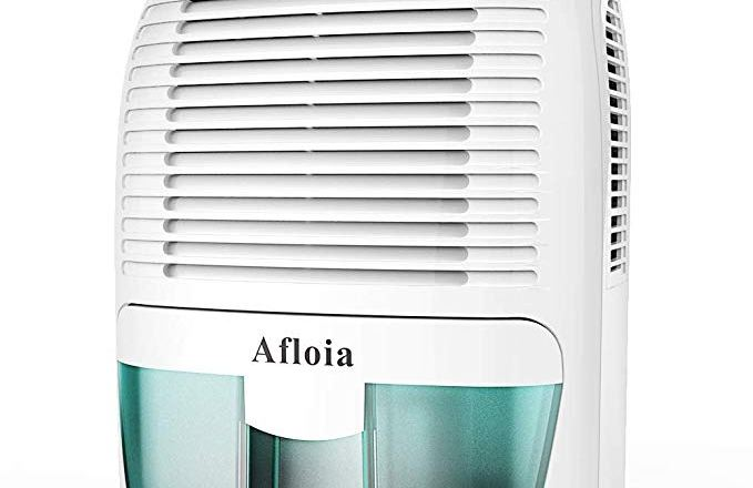 Afloia Electric Dehumidifier for Home Bathroom 2000M