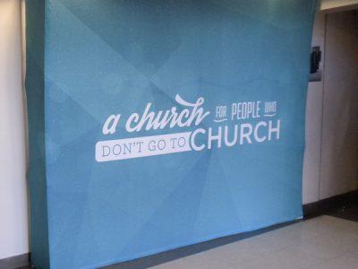 Portable Church Industries Grace Community Church