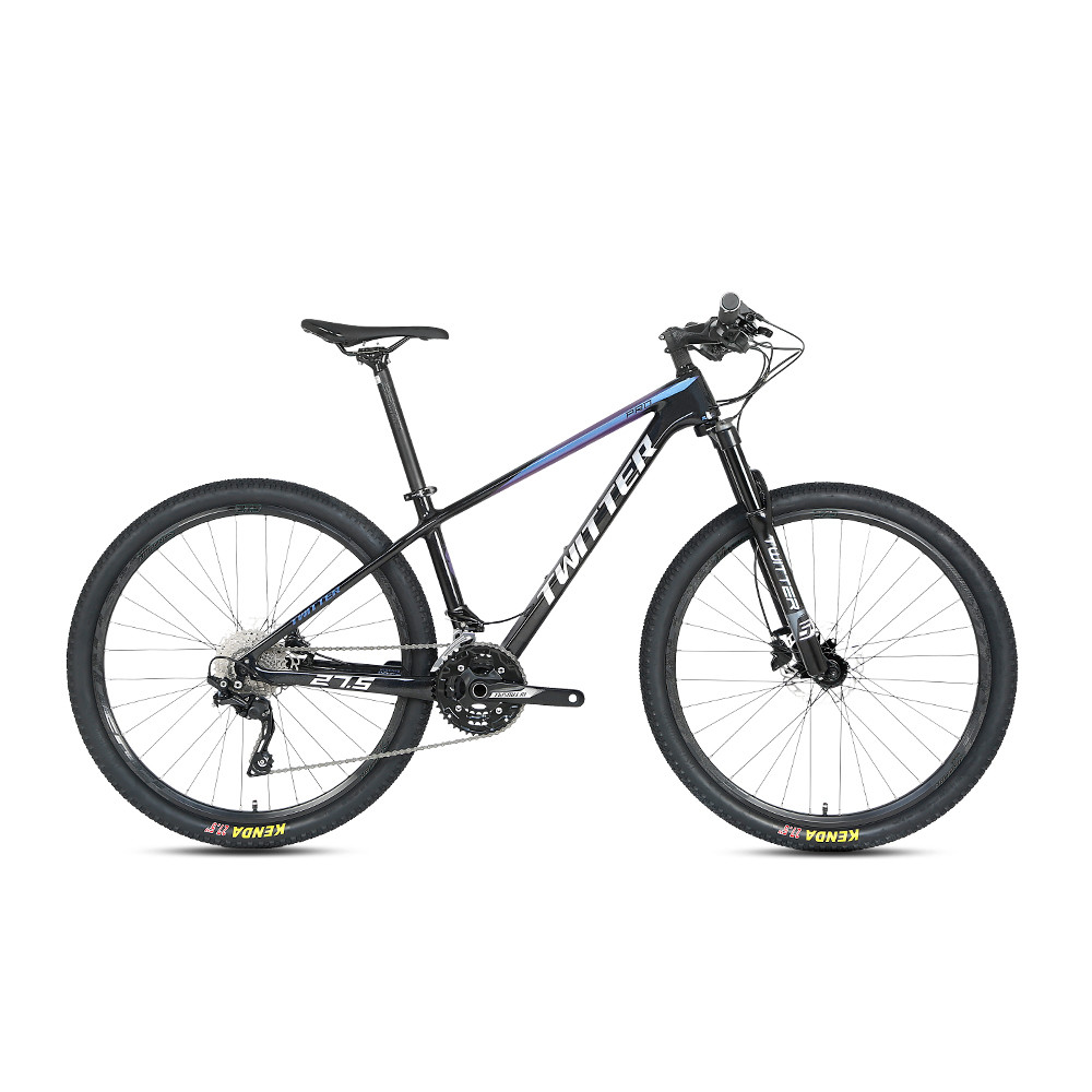 30 Speed Big Tires 27.5 Inch Off Road Mountain Bike Carbon