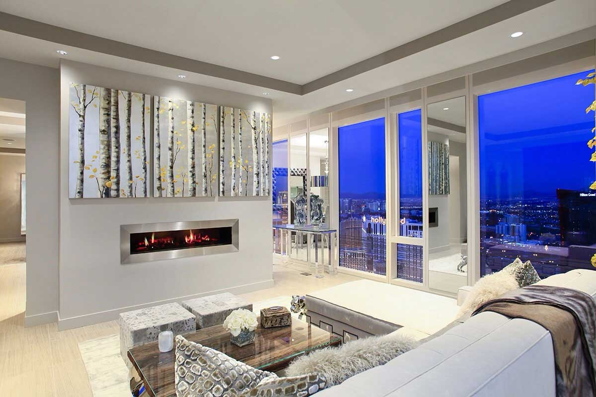 8 Perfect Ways To Make Your Fireplace The Focal