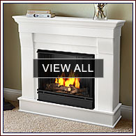 Shop Electric Fireplaces by Size Tall Narrow Slim