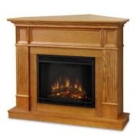 "45"" Cameron Oak Convertible Electric Fireplace"