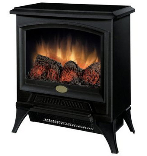 173 Dimplex Small Electric Fireplace Stove