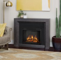 "42"" Hughes Electric Fireplace"