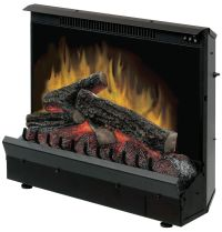 "23.18"" Dimplex Standard Electric Fireplace Insert"