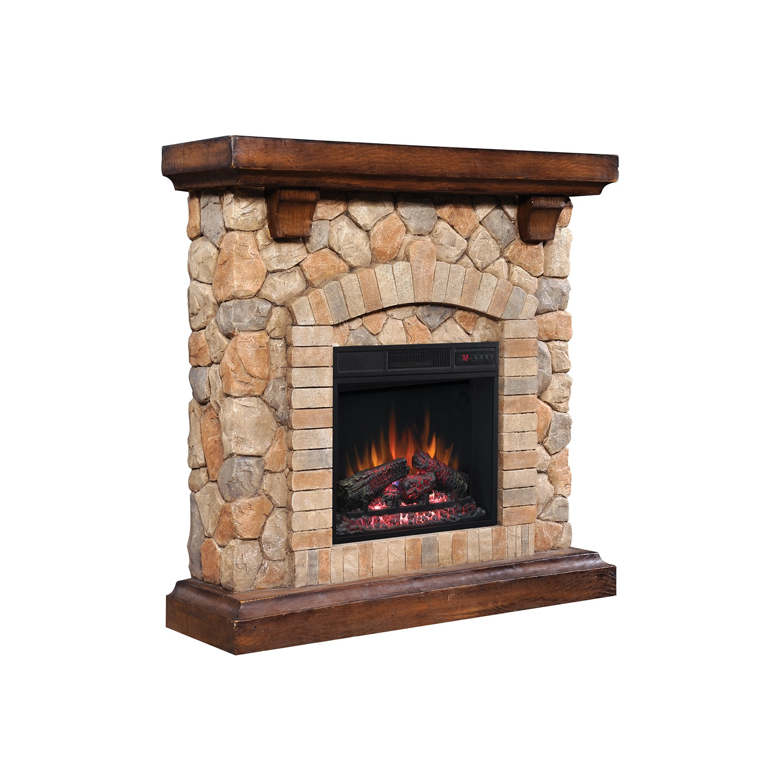 Old Electric Fireplace Heater