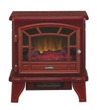 20'' Duraflame Red Stove Electric Fireplace
