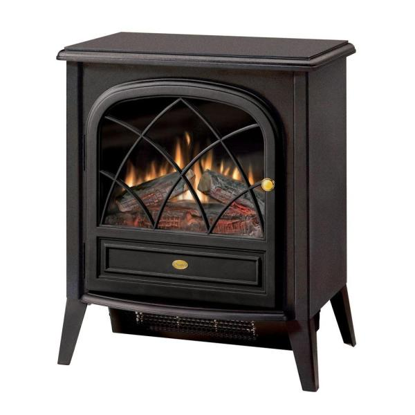 Compact Electric Fireplace Stove