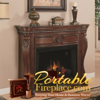Portable Electric Fireplaces & Patio Heaters from ...