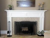 How to Build a Fireplace Mantel from Scratch - DIY Home ...