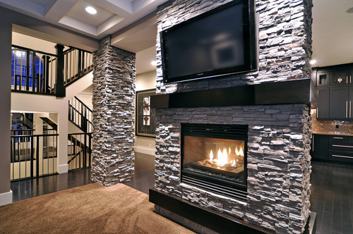 3 Reasons You Should Never Mount a TV above a FireplacePortableFireplacecom