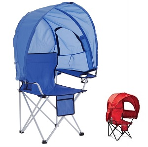 brylanehome chair covers square top for sale 300 400 500 600 lb capacity heavy duty sturdy outdoor camping camp with canopy shade cover beach backyard
