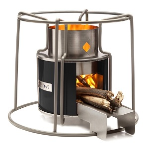 Wood Stove Portable Traveller Outdoor Burner 5352 Modernist Screnshoots Mojave Red 3