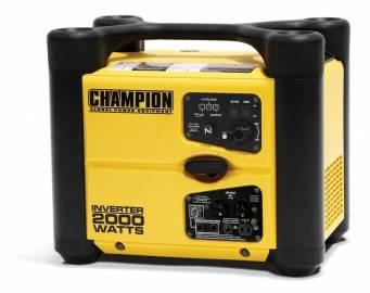 Champion 73536i 2000 Watt Portable Generator