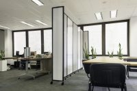 Office Partitions and Dividers  Portable Partitions Australia