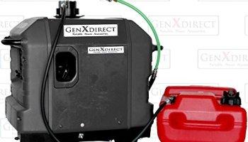 BERG III Honda Eu3000is Generator Extended Run Fuel Tank