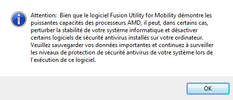 AMD Fusion - installation
